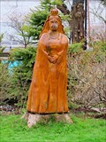 Image for Frost Park Queen Victoria Sculpture - Yarmouth, NS
