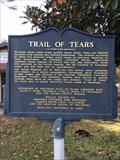 Image for Trail of Tears, Sevier County,Arkansas