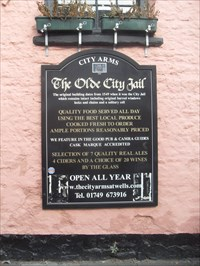 ...the pub information sign.