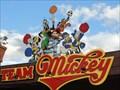 Image for Team Mickey Gift Shop - Lake Buena Vista, Florida, USA.