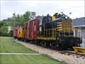 Image for Heritage Historical Village Diesel Locomotive - New London, WI