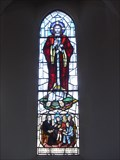 Image for Crucifixion of Christ - St John's Church, Penrhyncoch, Ceredigion, Wales, UK