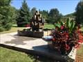 Image for La fontaine du cimetière - St-Sauveur-des-Monts, QC