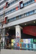 Image for Graffitis, Université Paris-Diderot - Paris, France