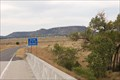 Image for New Mexico Border on highway NM-456