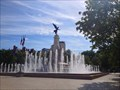 Image for Fountain place of the French Republic, Dijon, France