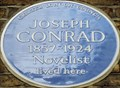 Image for Joseph Conrad - Gillingham Street, London, UK