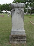Image for J.F. Yarbrough - Eakins Cemetery - Ponder, TX
