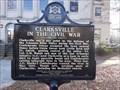 Image for Clarksville in the Civil War / Depredations - Clarksville, AR