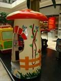 Image for Mushroom House Ride - Avenues Mall - Jacksonville, Florida