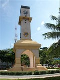 Image for Pattaya Public Clock—Pattaya, Thailand.