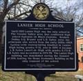 Image for Lanier High School - Lanett, AL
