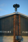 Image for Yorkshire Fire Dept. siren - Yorkshire, NY