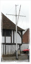 Image for Flagpole - T.S. Hazard - Faversham, Kent, UK.