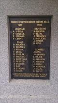 Image for World War I Memorial Hrob, Czech Republic