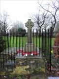 Image for St Dunstan's War Memorial - Stepney High Street, London, UK