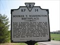 Image for Booker T. Washington Birthplace