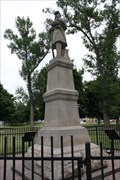 Image for Soldiers Memorial Monument -- Pipestone, MN