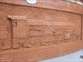 Image for Brick sculpture - Station Approach - Newport, Gwent, Wales.