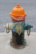 Image for The Scream Hydrant - Ardmore, OK