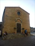 Image for Church of San Pietro in Forliano - San Gimignano, Italy