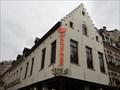 Image for Mannekin Pis Cafe  -  Brussels, Belgium