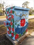 Image for Floral Utility Box  -  Orlando, FL