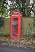 Image for Red Telephone Box - Ashby Parva, Lecisetershire