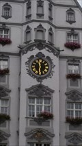 Image for Rathausuhr am Rathaus Memmingen - BY - Germany