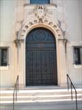 Image for St. Frances Cabrini Roman Catholic Church Door - Omaha, Nebraska