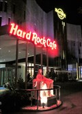 Image for Hard Rock Cafe - Neon - Batu Ferringhi, Penang, Malaysia.