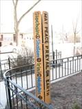 Image for St. Leonard Parish School Peace Pole - Berwyn, IL