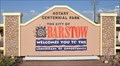 Image for Welcome to Barstow ~ Crossroads of Opportunity