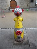 Image for Clown Hydrant - Luxembourg City, Luxembourg