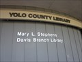 Image for Mary L Stephens - Davis Branch Library - Davis, CA