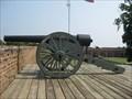 Image for Parrott Rifle #1 - Ft Pulaski National Monument