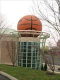 Image for Giant Basketball on The Women's Basketball Hall OF Fame
