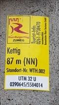 Image for UTM 32 U 0390645 / 5584014 - RheinBurgenWeg - Kettig, RP, Germany