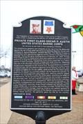 Image for PFC Oscar P. Austin, USMC -- Nacogdoches TX