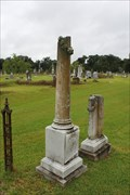 Image for Benjamin F. McClellan -- Cedar Hill Cem., Vicksburg MS