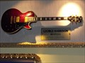 Image for George Harrison Guitar - Hard Rock Cafe - San Francisco CA