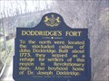 Image for Doddridge's Fort - West Middletown, Pennsylvania