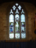 Image for Crucifixion Window - St Mary's Church, Keysoe, Bedfordshire, UK