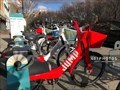 Image for JUMP Bike Share at Clemence and Weybosset Streets - Providence, Rhode Island USA