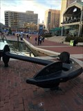 Image for USS Constellation Anchor (WEST) - Baltimore, MD
