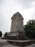 Image for Bismarck's Tower Stuttgart, Germany, BW