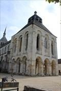 Image for L'abbatiale romane Saint-Benoit - Saint-Benoit-sur-Loire, France