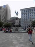 Image for Maisonneuve Monument  -  Montreal, Quebec, Canada