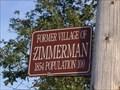 Image for Zimmerman, Ontario (Historic)