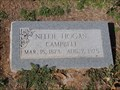 Image for 102 - Nellie Hogan Campbell - Fairlawn Cemetery - OKC, OK